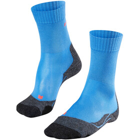 Falke TK2 Cool Trekking Socks Women blue note